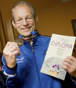 maadleja ja treener, kuuekordne veteranide maailmameister kreeka-rooma maadluses Saare maakonna 2012. aasta seeniorsportlane