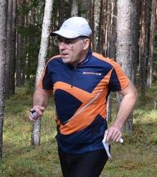 orienteerumine, 2012-2014 Saaremaa spordiliidu juhatuse liige