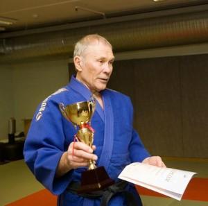judo, judo treener, Spordiklubi Tõll pikaajaline juht 2011. aasta Spordihing