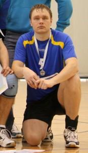 võrkpall, korvpall Saare maakonna 2001. aasta võistkonna liige