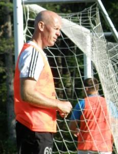 jalgpall, jalgpallitreener, Leisi Spordiseltsi esindaja
