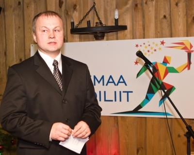 spordijuht 2006-2010 Saaremaa spordiliidu juhatuse liige, alates 2010 Saaremaa spordiliidu juhatuse esimees