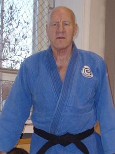 judo Kuressaare Kesklinna spordiklubi esindaja
