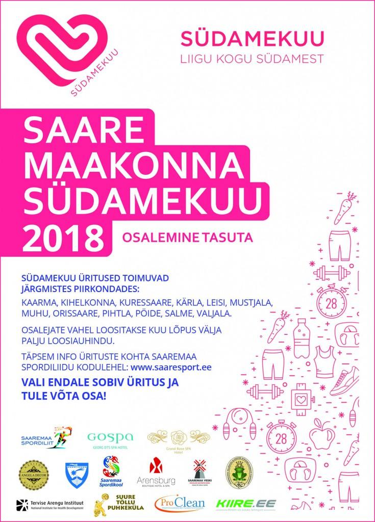 2018 SÜDAMEKUU