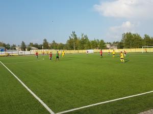 Saarte Investeering - Saaremaa 2018.aasta jalgpallimeistrivõistlused - FC TARITU vs. KAARMA @ Kuressaare linnastaadionil | Kuressaare | Saare maakond | Eesti