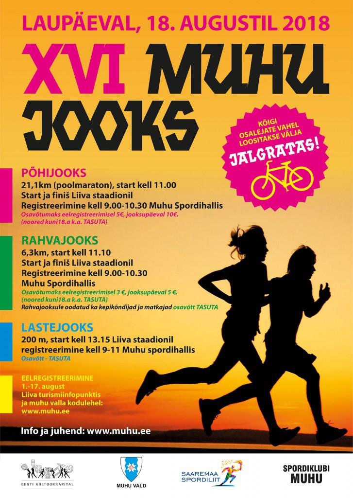 Muhu Jooks @ Liiva staadion | Liiva | Saare maakond | Eesti
