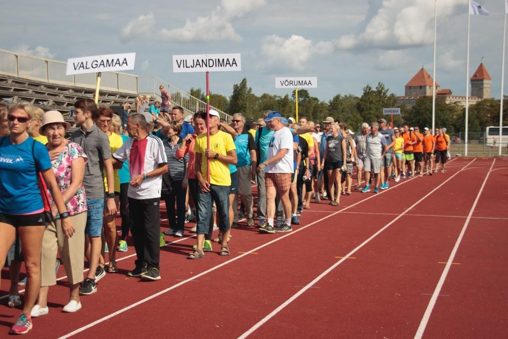 SVL 51.Sportmängud Saaremaal