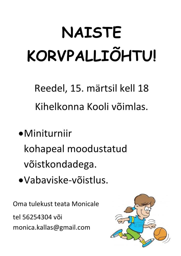 N KORVPALLIÕHTU-1
