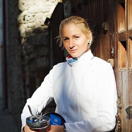 Kristina Kuusk i